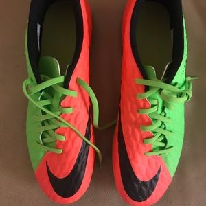 Men's Nike Hypervenom Soccer Cleats